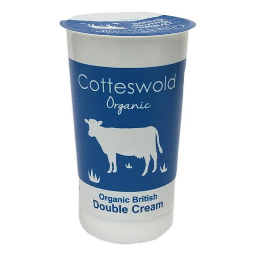 Cotteswold Double Cream Organic 300ml
