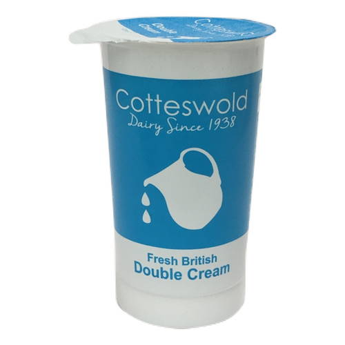 Cotteswold Double Cream Welsh 1/2 Gallon